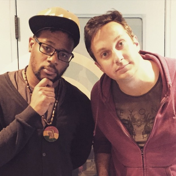 Open Mike Eagle & Dan Digs