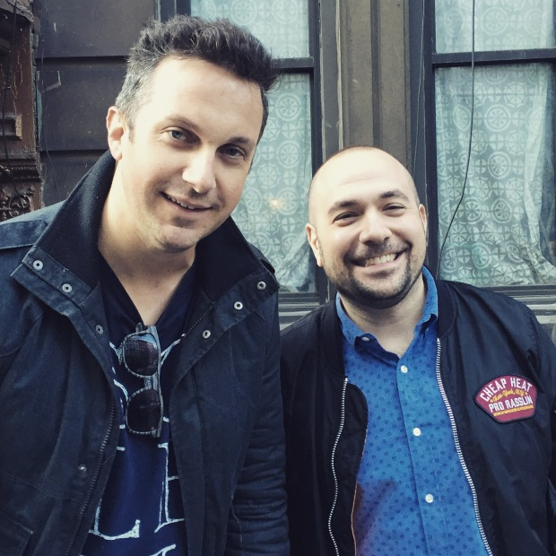 Dan Digs & Peter Rosenberg