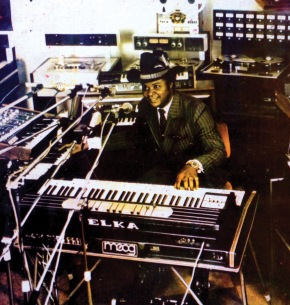 William Onyeabor.