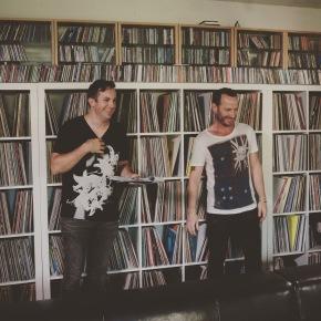 Dan Digs and Jason Bentley