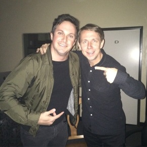 Dan Digs and Gilles Peterson