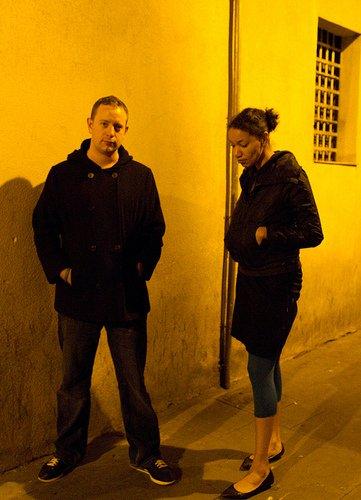Jez Lloyd & Melanie Dymond