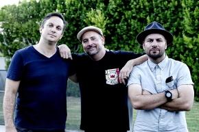 Dan Digs, DJ Day, and Anthony Valadez