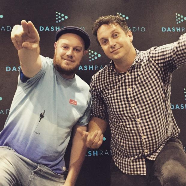 Martyn Pepperell & Dan Digs