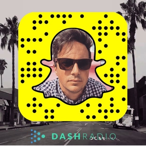 Hold tight the Dan Digs x Dash Radio Snapchat takeover!