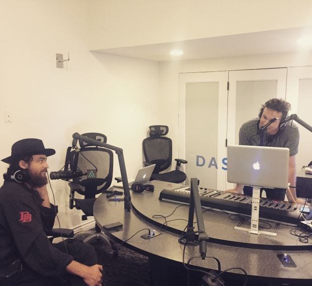 Ry X and Dan Digs