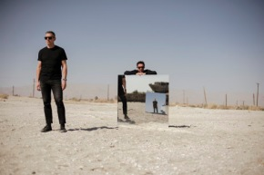 The Cinematic Orchestra as photographed by B+ (courtesy of Ninja Tune)